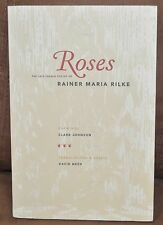 Roses The Late Poetry Of Rainer Maria Rilke - Limited Edition 27/500