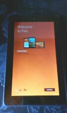 Kindle Fire 7. with new charging port. Faulty
