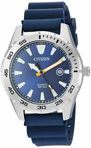 Citizen Men's BI1041-22L Quartz Casual Watch NEW