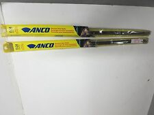 ANCO STAINLESS STEEL REFILLS 2 PACKAGE SIZE 11-24