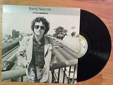 "RANDY NEWMAN signed LITTLE CRIMINALS 1977 Record / Album COA ""SHORT PEOPLE"""