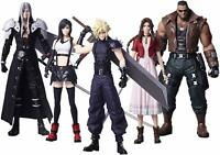 Square Enix Final Fantasy VII Remake Trading Arts 5 Tipo Set Giappone Ufficiale
