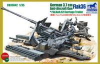 Bronco CB35042 1/35   3.7cm Flak 36 Anti-Aircraft Gun
