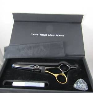 Gold Series Shaping Scissors - by Badass Beard Care (Pre-Owned)