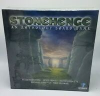 Stonehenge Board Game - NEW SEALED - An Anthology Board Game