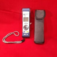 Olympus W-10 (16 MB, 3 Hours) Handheld Digital Voice Recorder, Tested!