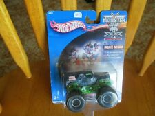 """Hot Wheels """"Monster Jam"""" Grave Digger Die-cast body and chassis (28070) RARE"""