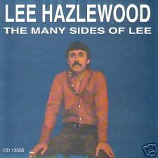 LEE HAZLEWOOD - The many Sides of Lee - 25 Hits! CD