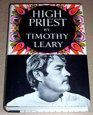 1968 TIMOTHY LEARY HIGH PRIEST PSYCHEDELIC LSD Burroughs Ginsberg Kerouac Huxley