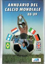 ANNUARIO DEL CALCIO MONDIALE '88-'89=IL PRIMO DELLA SERIE=TUTTE LE CIFRE