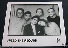 SPEED THE PLOUGH—1990s PUBLICITY PHOTO