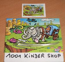 KINDER K00 N°110 PUZZLE + BPZ