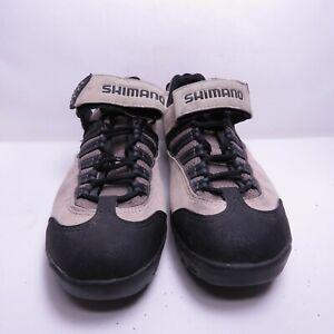 Shimano SH-M036 W SPD Mountain Biking Cycling Shoes Brown EU 40 Womens Size 7