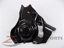 2009-2014 Aprilia RSV4 RSV 4 Side Engine Sprocket Chain Case Cover Carbon Fiber
