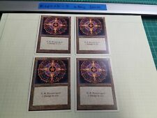 4x Conservator   4th Edition   MTG Magic The Gathering Cards