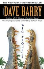 Big Trouble by Dave Barry (2010, Paperback)