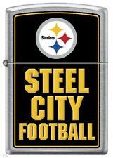 ZIPPO ★ NFL PITTSBURGH STEELERS