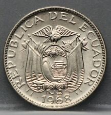 ECUADOR - 10 Centavos 1968 - KM# 76c