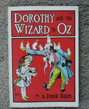 ''Dorothy and the Wizard in Oz'' by L. Frank Baum
