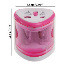 Automatic Electric Touch Switch Pencil Sharpener Home Office School Desktop PK