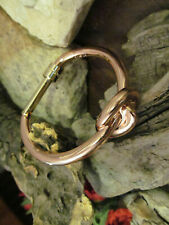 Rose Gold tone Abercrombie & Fitch Knot Magnetic Twist and Lock Bracelet