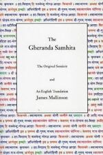 The Gheranda Samhita : The Original Sanskrit and an English Translation by...