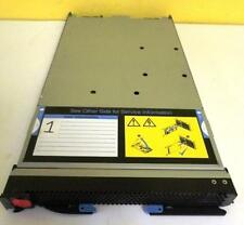 IBM Bladecenter Blade Server Dual HS21 Dual Proc 4GB RAM 2 x 73.4GB HD Used 1