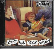 BACKSIDE Clever Kids Never Forgive cd 90's punk from California