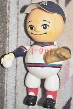 Rare 1981 SPORTS KIDS INc. ANGELS BASEBALL FIGURINE W/CAP FREE SHIPPING