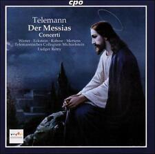 Telemann: Der Messias; Concerti, New Music