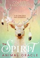 The Spirit Animal Oracle A 68-Card Deck and Guidebook