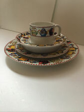 Sakura Set of 5 Table setting, At home with Mary Engelbreit 'afternoon tea'