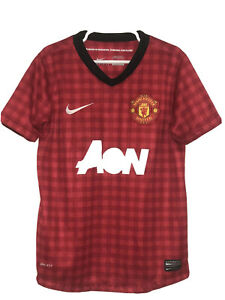 Nike Manchester United Red Devils Vintage Jersey Youth (S)