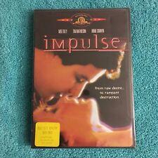 Impulse (DVD, 2003, Full Screen) Brand New Sealed, Meg Tilly, Tim Matheson