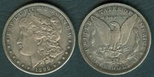 1896 US Liberty MORGAN Dollar United States of America  SILVER  26.7g  Coin #A1