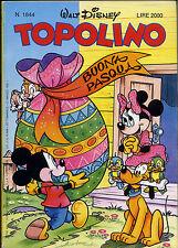 TOPOLINO N° 1844 - 31 MARZO 1991 - CONDIZIONI OTTIME