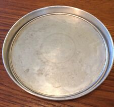 Vintage Mirro # 350 Aluminum Round Torte Cake Pan Removable Bottom Made In  USA