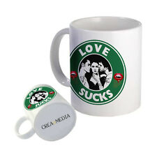 Vampire Diaries - Love Sucks Starbucks 11oz Mug - tv series - box set