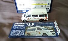 Tomica Limited Vintage Neo (LV-N43-02b) - Nissan Elgrand MPV Hiroko Kanko Taxi