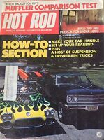 Hot Rod Magazine Big How To Section October 1973 082017nonrh2