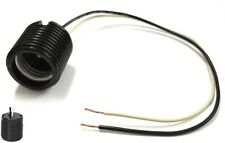 """Philmore 11-2644 WHITE 1/"""" Inch Round Tapered LED Indicator Lamp 12-14 Volts DC"""