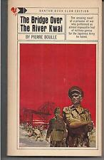 The Bridge Over The River Kwai ~ Bantam 1963 23Rd Pierre Boulle War Wwii Pow
