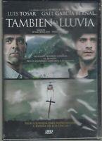 Tambien La Lluvia DVD Luis Tosar Gael Garcia Bernal 104 Min. BRAND NEW