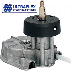 Boat Steering Helm Unit Ultraflex T85 Heavy Duty 55 HP + fits M66 - M90 Cables