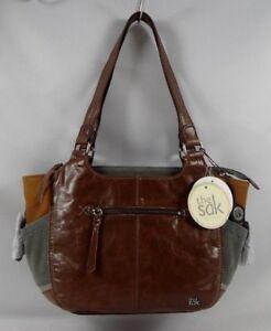 The SAK Kendra Leather bag