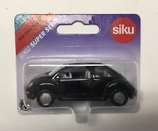 Siku VW Beetle Black Siku Super Series 1097 - New In Package