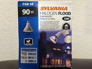 Case of 15 Sylvania 90w Halogen Flood