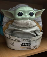 "IN-HAND! Star Wars: The Mandalorian ""Baby Yoda"" The Child 11-inch Plush Toy"