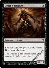 4 PLAYED Death's Shadow - Black Worldwake Mtg Magic Rare 4x x4