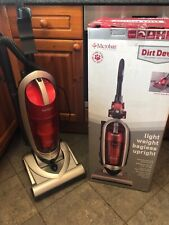 Dirt Devil 1600 W Lightweight Bagless Upright Vacuum Pet Microban Hygiene 2.5 L
